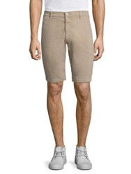 Ag Jeans Griffin Solid Shorts Desert Stone Sulfur Night