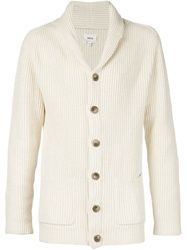 Fadeless Shawl Neck Cardigan Nude And Neutrals