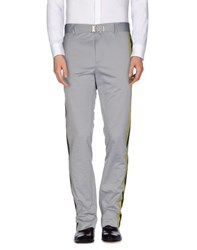Jil Sander Trousers Casual Trousers Men Grey