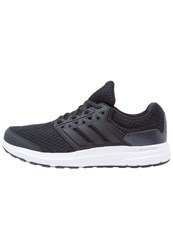 Adidas Performance Galaxy 3 Neutral Running Shoes Core Black Dark Grey