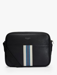 Ted Baker Henrie Webbing Dispatch Bag Black