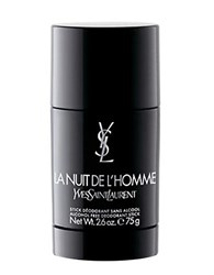 Yves Saint Laurent La Nuit De Lhomme 2.6 Oz Deodorant Stick No Color