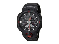 G Shock Ga 500 Black Red Sport Watches
