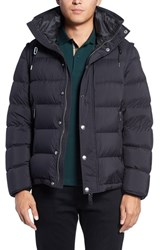Burberry Men's Convertible Quilted Jacket