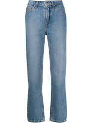 Tommy Hilfiger High Waist Jeans Blue