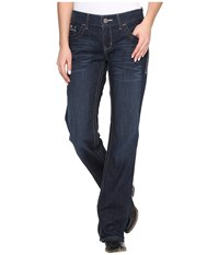 Cinch Ada In Indigo Indigo Women's Jeans Blue