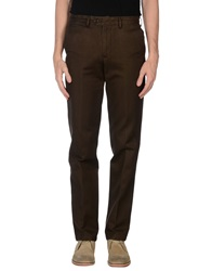 Brooksfield Casual Pants Dark Green