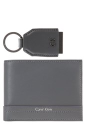 Calvin Klein Elias Set Wallet Grey