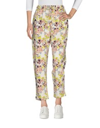 Alysi Casual Pants Ivory