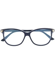 Cartier Square Frame Optical Glasses 60