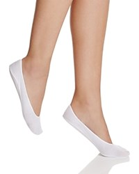 Calvin Klein Cushion Liner Socks Set Of 2 White