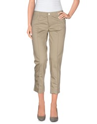 Marina Yachting Trousers Casual Trousers Women Khaki