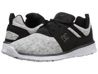 Dc Heathrow Se Black Charcoal Women's Skate Shoes