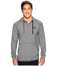 O'neill Switch Hooded Henley Knits Black Men's Clothing