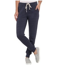 Alternative Apparel Eco Fleece Jogger Pant Eco True Navy Women's Casual Pants