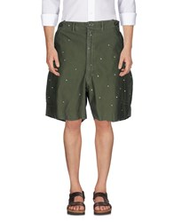 Htc Bermudas Military Green
