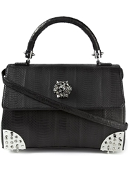 Philipp Plein 'Weapon' Shoulder Bag Black