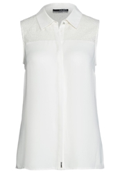 La City Blouse Ecru Off White