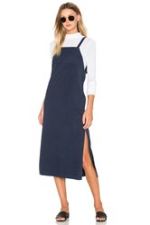 Lacausa Overall Dress Navy