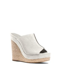 Michael Kors Charlize Suede Wedge