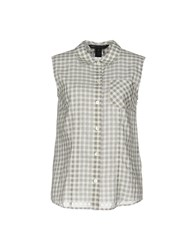 Marc By Marc Jacobs Shirts Light Grey