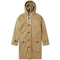 Acne Studios Parka Brown