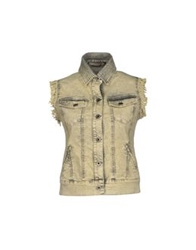 Pepe Jeans Denim Outerwear Ivory