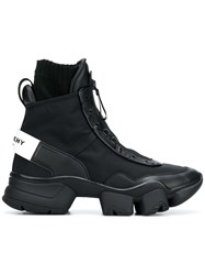 Givenchy Jaw High Sneakers Black