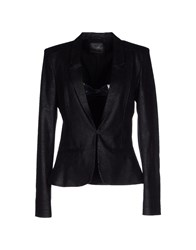 Guess Suits And Jackets Blazers Women Black