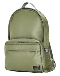 Porter Yoshida And Co. Tanker Daypack Khaki