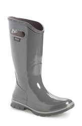 Bogs Women's 'Berkley' Waterproof Rain Boot Grey