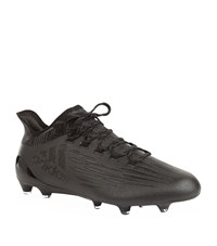 Adidas Ace 16.1 Primeknit Firm Ground Boots Male Black