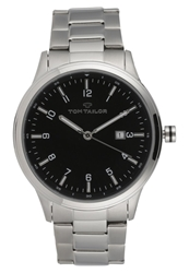 Tom Tailor Watch Silber Silver