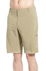 The North Face Men's 'On Mountain' Hybrid Shorts Mountain Moss