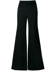 Emilio Pucci Flared Trousers Black