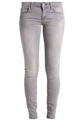 Ltb Clara Slim Fit Jeans Dia Wash Grey Denim