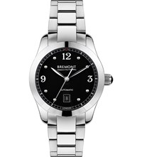 Bremont Solo 32 Aj Stainless Steel Watch