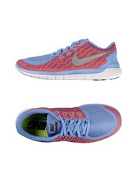 Nike Footwear Low Tops And Trainers Women Pastel Blue