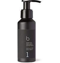 Bamford Grooming Department Exfoliating Face Wash 90Ml Black
