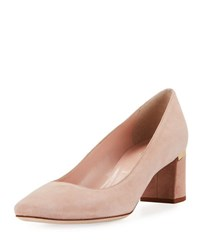Kate Spade Dolores Too Suede Pump Fawn