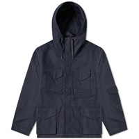 Nanamica 65 35 Cruiser Jacket Blue