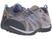Columbia Grand Canyon Charcoal Flame Orange Women's Shoes Gray
