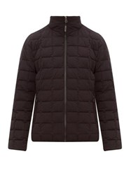 Goldwin Down Quilted Ski Jacket Black