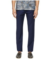 Vivienne Westwood Basic Wool Classic Trousers Navy
