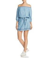Paige Beatrice Off The Shoulder Dress Persephone