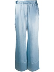 Acne Studios High Waisted Straight Trousers 60