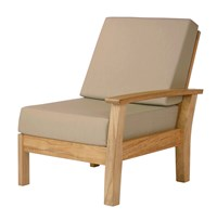 Barlow Tyrie Haven Deep Seating Right Arm Chair