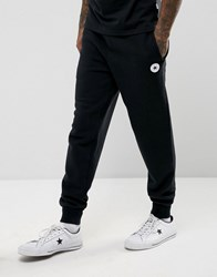Converse Chuck Patch Joggers In Black 10004631 A04
