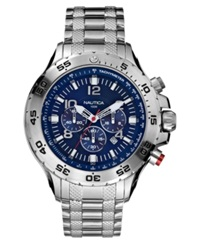 Nautica Watch Men's Stainless Steel Bracelet N19509g