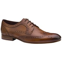 Ted Baker Gryene Oxford Leather Brogues Tan